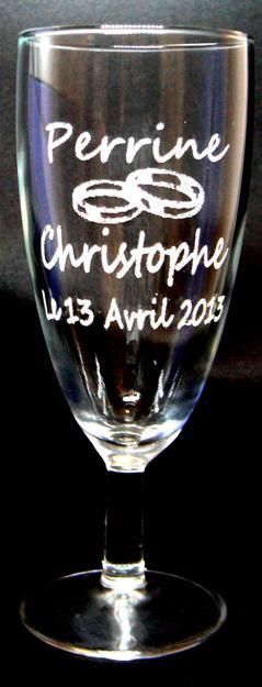 Top 1.48 € Gravure sur verre HF73
